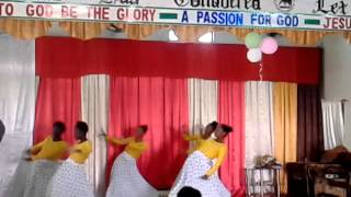 Alright ok by J Moss dance done by Tabernacle Moravian Church dance group