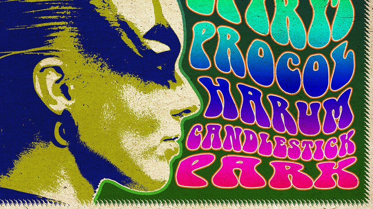 Photoshop Tutorial Part 1 How To Create A 1960s Psychedelic Poster Design 2