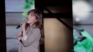 [4K] 171020 권진아 (Kwon Jinah), 'Fly Away' 직캠 by 도라삐 @ 용산 다문화가정돕기 희망 Big 콘서트, 현대 아이파크몰