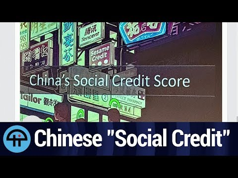 Chinese Social Credit System Is Chilling