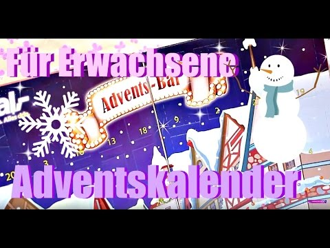 adventskalender f r erwachsene weihnachten 2016 9999 dinge ideen trends youtube. Black Bedroom Furniture Sets. Home Design Ideas