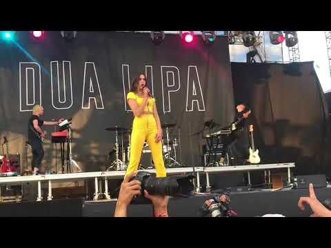 Concierto Dua Lipa Corona Capital 2017 Completo