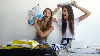 MASSIVE CLOTHING HAUL (OUR FAVOURITE BRANDS)