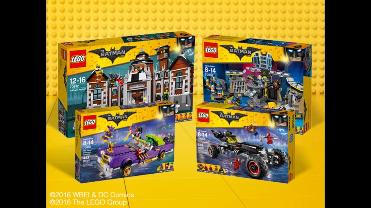 lego batman sets 2017 - photo #43