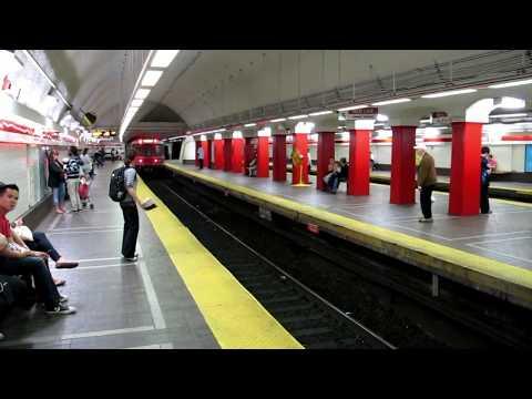 MBTA Red Line Compilation, Boston