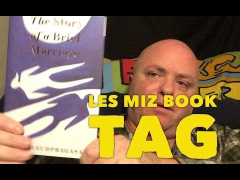 LES MIZ Book Tag