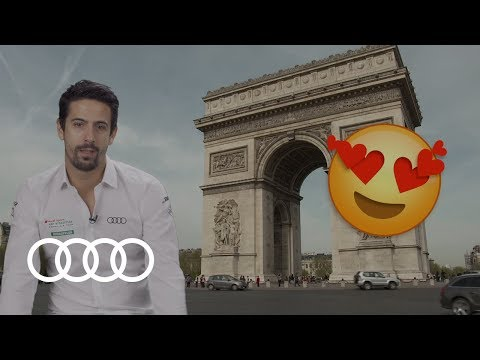 What's up in Paris? | Audi at the 2019 Formula E | E-Prix teaser