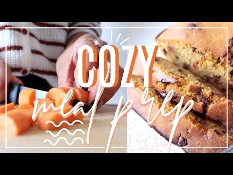 meal-prep-d'automne-🍂-|-préparation-des-repas-de-la-semaine