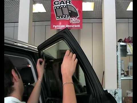 Video oscuramento vetri auto - Pellicole oscuranti per vetri casa ...