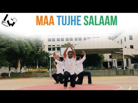 Maa Tujhe Salaam   |   Livewire Crew   |   VNRVJIET