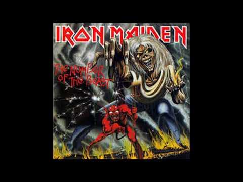 Iron Maiden - The Number of the Beast (lyrics)