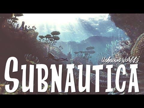 The Handsome Adventures of Captain Jack Mann - Subnautica Gameplay (Part 02)