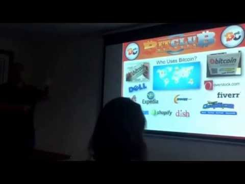 BitClub Network Bitcoin Mining Presentation (1 Of 7) - Tacoma, WA 8/2015