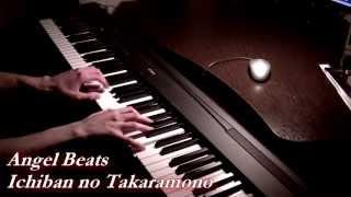 Angel Beats - Ichiban no Takaramono (piano)