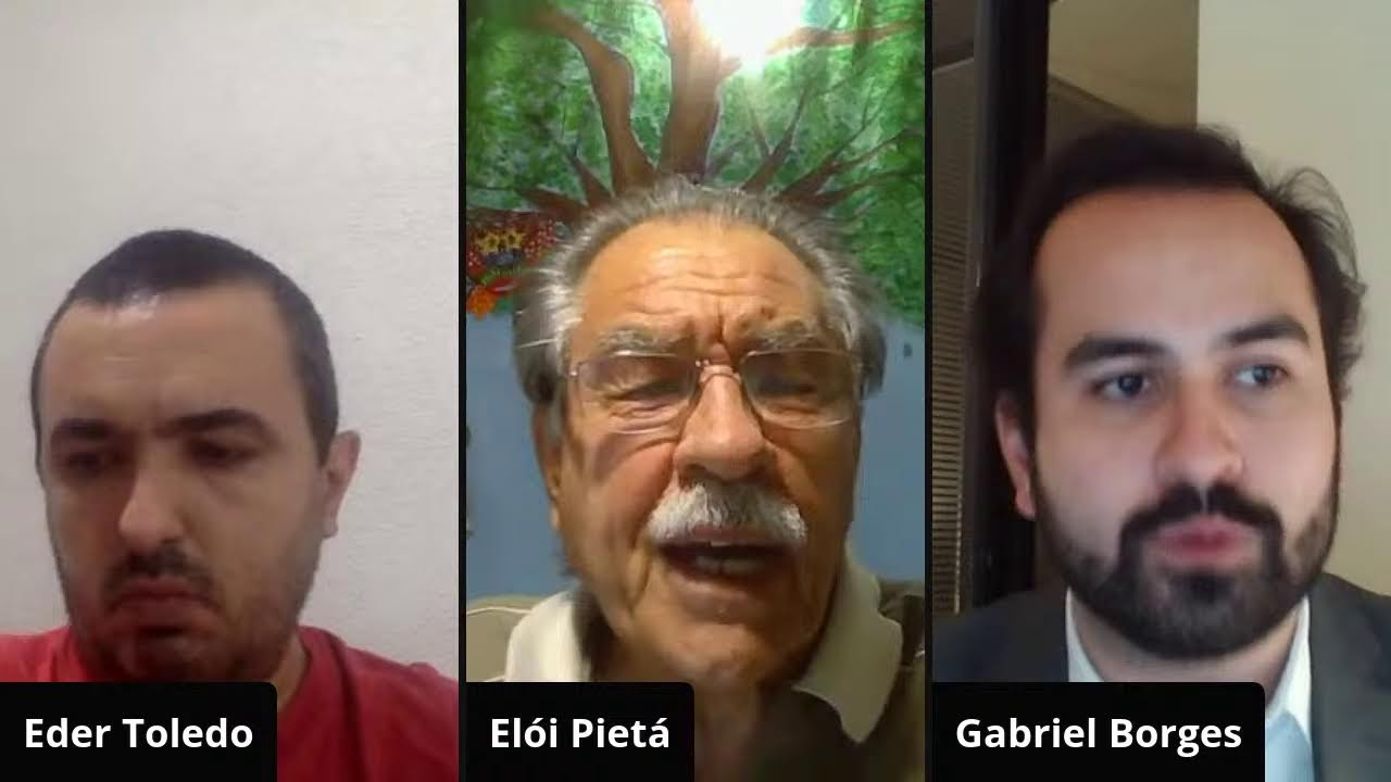 FIQUE LIGADO: ELÓI CONVERSA COM DR ÉDER TOLEDO E DR GABRIEL BORGES SOBRE O REFERENDO DA PROGUARU