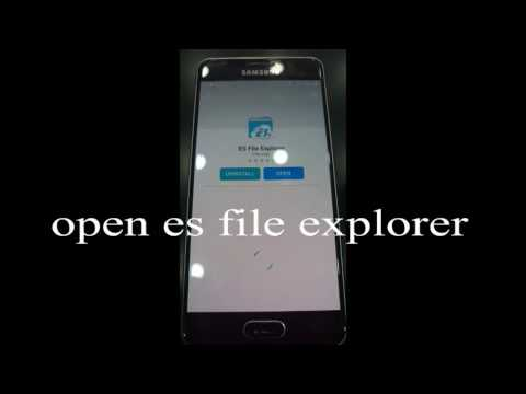 BYPASS GOOGLE Account Samsung Galaxy all Mobile New 2017 WithOut OTG Computer (100% Free )