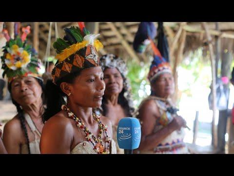 Las comunidades indígenas del amazonas colombiano le apuestan al ecoturismo