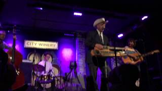 """Better Call Saul"" Junior Brown @ City Winery,NYC 7-2-2015"