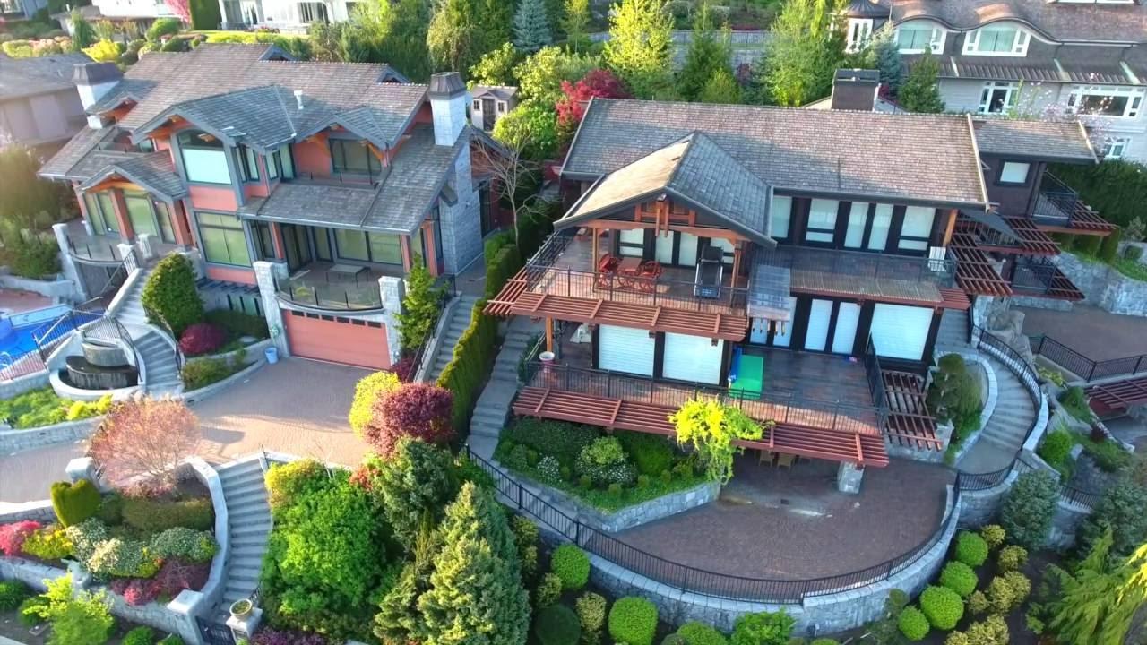 Phantom 4, Vancouver Luxury Homes, Gateway2morocco Travel