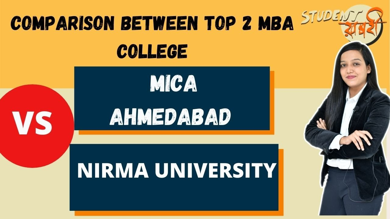 Comparison Between Top Two MBA College    Placement   Specialization   Fee - Structure   Cut-Off