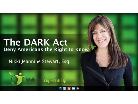 The Dark Act and GMO food Labeling