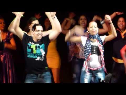 Welcome to Arrasando Cuban Afro-Salsa Festival 2014