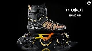 Powerslide Phuzion Bionic Men Fitness Inline Skate