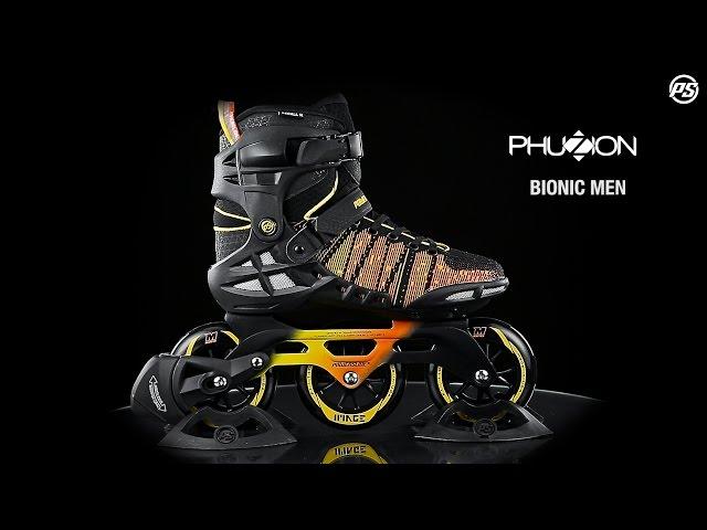 Powerslide Phuzion Bionic Men Fitness Inline Skates