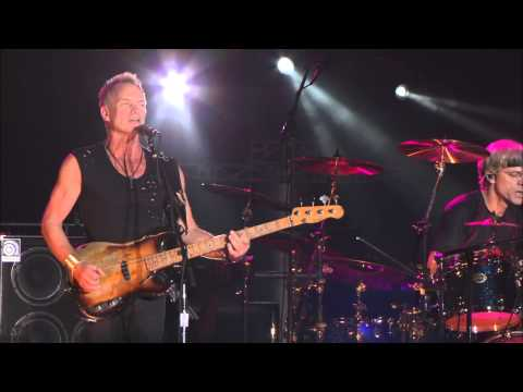 The Police - Live In Concert (Tokyo Dome 2008) -