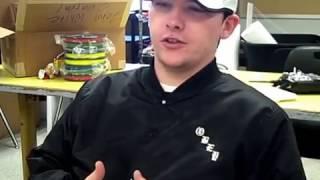 Cutter Crew: A pizza cutting solution!
