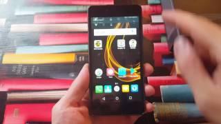 обзор и распаковка смартфона MICROMAX Q421 CANVAS MAGNUS HD