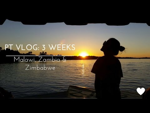 Travel with Pin: Three Weeks in Malawi, Zambia and Zimbabwe