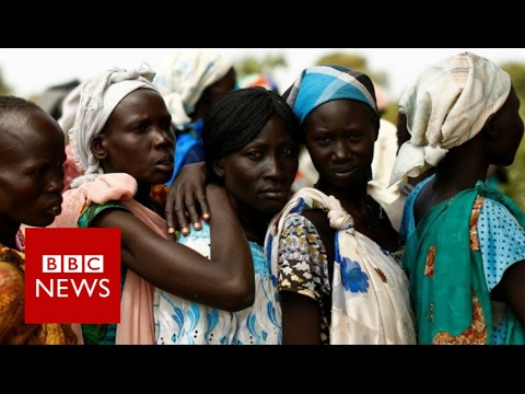 South Sudan: First famine declared since 2011 - BBC News