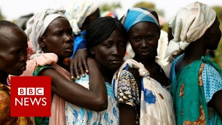 South Sudan  First famine declared since 2011   BBC News