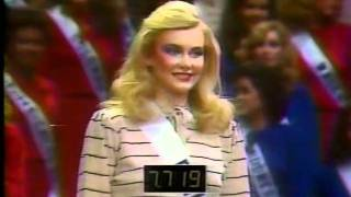 Miss Universe 1982 Top 12