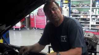BMW N62 Engine Cooling Pipe Leak Repair In Los Angeles www.bmwmercedesrepair.com