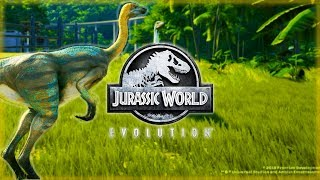 BIOENGINEERING GAMEPLAY, GENETICS and HYBRID DINOSAURS in Jurassic World Evolution!