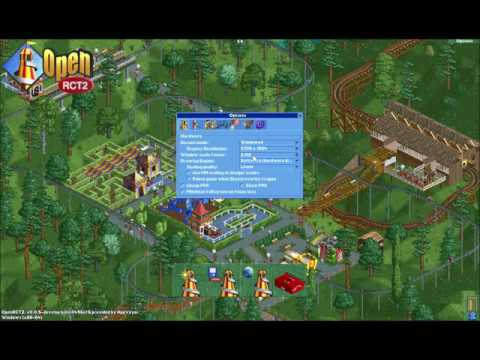 Tutorial] Install OpenRCT2, an updated, open-source