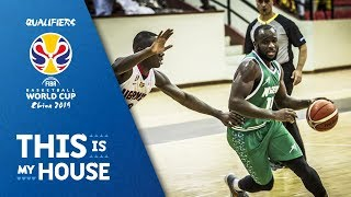 Uganda v Nigeria - Full Game - FIBA Basketball World Cup 2019 - African Qualifiers