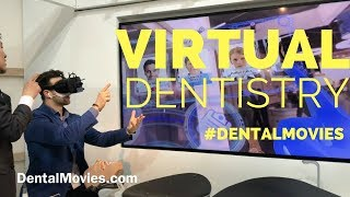 Virtual Dentistry during International Dental Show