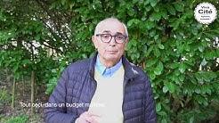 Bernard BARJOU, candidat aux élections municipales 2020 de Villefranche de Lauragais