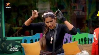 Bigg Boss Tamil Season 4  | 27th October 2020 - Promo 3