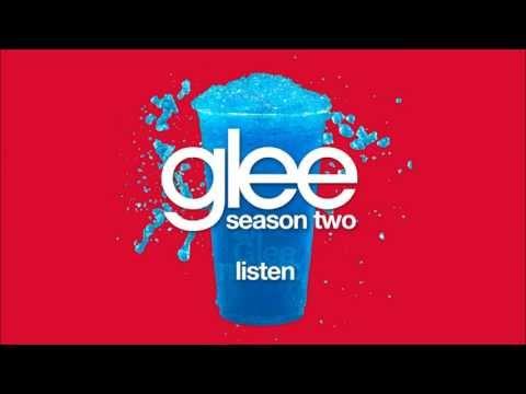 Listen | Glee [HD FULL STUDIO]