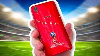 Футбольный смартфон