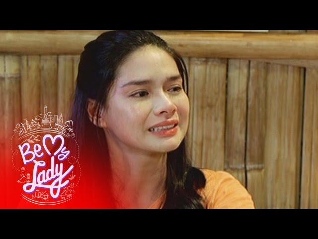 """Be My Lady: Pinang emotionally sings """"Tatlong Bibe"""""""