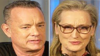 Meryl Streep, Tom Hanks & Steven Spielberg On Importance Of Good Journalism