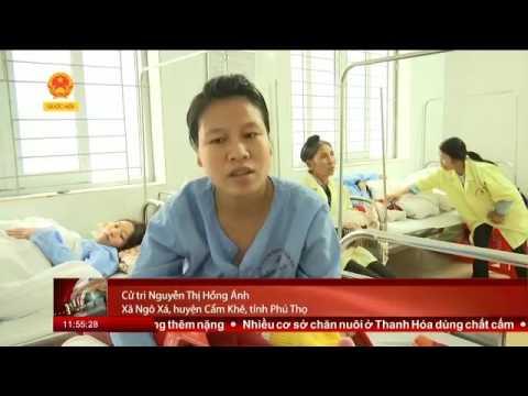 Benh Vien Da Khoa Cam Khe Phu Tho