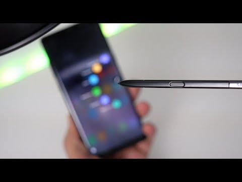 Galaxy Note 8: alle S-Pen Features & Funktionen | deutsch