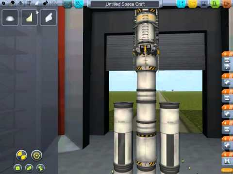 Kerbal Space Program Demo: Flying To The Sun (part 1 ...