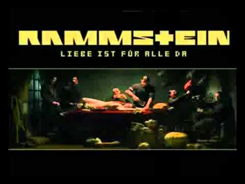 Rammstein Haifisch (Sub. Español)